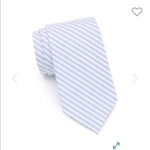 NWT Tommy Hilfiger Micro Striped Tie Blue & White